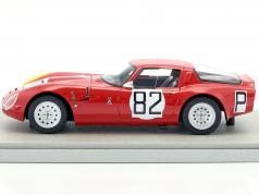 Alfa Romeo TZ2 #82 1000km Nürburgring 1967 Trosch, Pilette 1:18 Tecnomodel