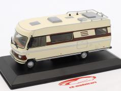 Hymermobil Type 650 year 1985 beige / brown 1:43 Atlas