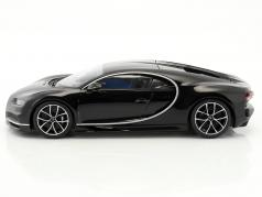 Bugatti Chiron noir 1:18 Kyosho