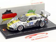 Porsche 911 GT3 #65 24h Nürburgring 2017 Team Black Falcon 1:43 Spark