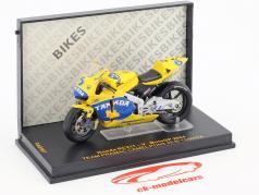 Makoto Tamada Yamaha YZR-M1 #6 MotoGP 2004 1:24 Ixo