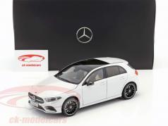 Mercedes-Benz A-Klasse (W177) Baujahr 2018 digitalweiß metallic 1:18 Norev