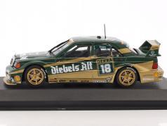 Mercedes-Benz 190E 2.5-16 Evo2 #18 DTM 1992 Kurt Thiim 1:43 Minichamps false overpack