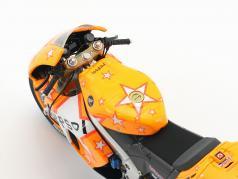 Dani Pedrosa Honda RC212V #26 Aragonien GP MotoGP 2011 1:12 Minichamps