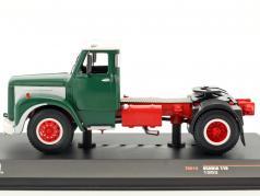 Scania 110 trattore anno di costruzione 1953 verde / bianco 1:43 Ixo