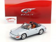 Porsche 911 (964) Targa year 1991 polar silver 1:18 GT-Spirit