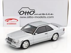 Mercedes-Benz C124 E36 AMG year 1995  brilliant silver 1:18 OttOmobile