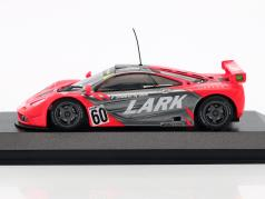 McLaren F1 GTR #60 GT Series Japan 1996 Team Lark 1:43 Minichamps false overpack
