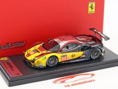 Ferrari 488 GTE #84 победитель LMGTE Am класс 24h LeMans 2017 JMW Motorsport 1:43 LookSmart