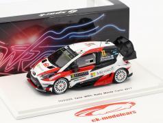 Toyota Yaris WRC #11 Rallye Monte Carlo 2017 Hänninen, Lindström 1:43 Spark
