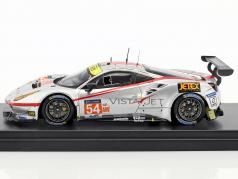 Ferrari 488 GTE #54 24h LeMans 2017 Spirit of Race 1:43 LookSmart