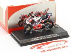 Danilo Petrucci Ducati GP17 #9 3rd Italy MotoGP 2017 1:43 Spark