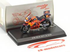 Bradley Smith KTM RC16 #38 MotoGP 2017 1:43 Spark