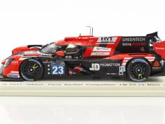 Ligier JS P217 #23 24h LeMans 2017 Barthez, Buret, Berthon 1:43 Spark