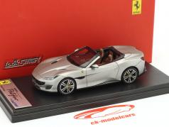 Ferrari Portofino Open Top year 2017 aluminum 1:43 LookSmart