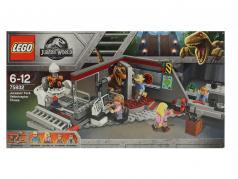 LEGO® Jurassic World™ Jagd auf den Velociraptor
