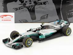 Valtteri Bottas Mercedes F1 W08 EQ Power  #77 Formel 1 2017 1:18 Minichamps
