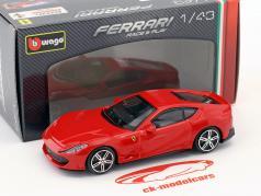 Ferrari 812 Superfast red 1:43 Bburago