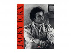 Book: Jacky Ickx - The authorized biography from P. van Vliet Delius Klasing