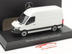 Mercedes-Benz Sprinter Kastenwagen artikweiß 1:43 Norev