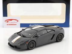 Lamborghini Gallardo LP550-2 Valentino Balboni Édition gris 1:18 AUTOart