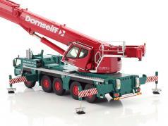 Liebherr LTM 1250-5.1 guindaste móvel Dornseiff verde / vermelho 1:50 NZG