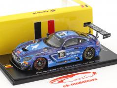 Mercedes-Benz AMG GT3 #18 24h Spa 2017 Team Black Falcon 1:43 Spark