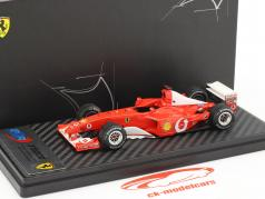 Michael Schumacher Ferrari F2002 Winner French GP World Champion formula 1 2002 1:43 BBR