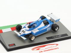 Jacques Laffite Ligier JS11 #26 formula 1 1979 1:43 Altaya