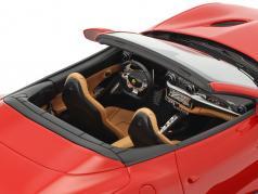 Ferrari Portofino Spider Version Rosso Corsa 322 year 2017 red 1:18 BBR