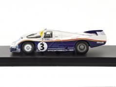 Porsche 956 #3 Winner 24h LeMans 1983 Schuppan, Holbert, Haywood 1:64 Spark