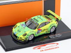 Porsche 911 GT3 R #911 Grello 24h Nürburgring 2017 Manthey Racing 1:43 Ixo