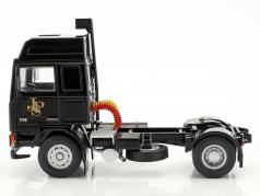 Volvo F12 Racing transporter JPS Team Lotus année de construction 1981 noir 1:43 Ixo
