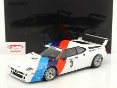 Didier Pironi BMW M1 Procar #3 M1 Procar Series 1979 1:12 Minichamps