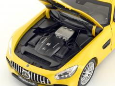Mercedes-Benz AMG GT S Coupe (C190) solarbeam 1:18 Norev