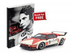 Niki Lauda BMW M1 Procar #5 gagnant BMW M1 Procar Series 1979 1:12 CMR