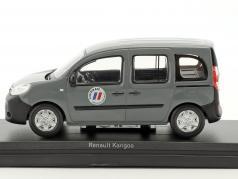 Renault Kangoo Vigipirate anno di costruzione 2016 grigio 1:43 Norev