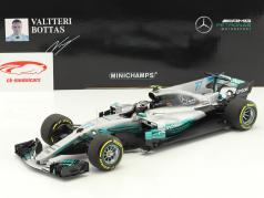 V. Bottas Mercedes F1 W08 EQ Power+ #77 3rd Australien GP F1 2017 1:18 Minichamps