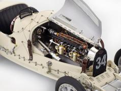 Bugatti Type 35 Grand Prix #34 Nation Colour Project USA 1:18 CMC