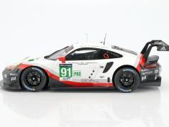 Porsche 911 RSR #91 24h LeMans 2017 Lietz, Makowiecki, Pilet 1:18 Spark