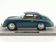 Porsche 356A year 1955 green 1:18 BBR