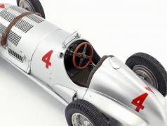 Mercedes-Benz W125 #4 Donington Grand Prix 1937 Richard Seaman 1:18 CMC