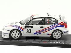 Toyota Corolla WRC #33 9 ° Tour de Corse 2000 Loeb, Elena 1:43 Altaya