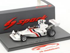 James Hunt Hesketh 308 #24 3 Suède GP formule 1 1974 1:43 Spark