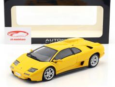 Lamborghini Diablo 6.0 yellow 1:18 AUTOart