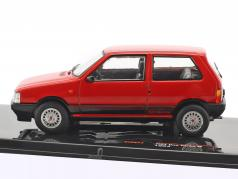 Fiat Uno Turbo IE année de construction 1984 rouge 1:43 Ixo