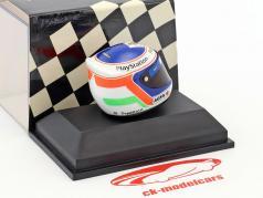 Jarno Trulli formula 1 1998 casco 1:8 Minichamps