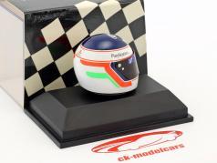 Jarno Trulli formula 1 1997 casco 1:8 Minichamps