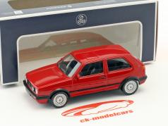 Volkswagen VW Golf GTI G60 year 1990 Jet Car red 1:43 Norev