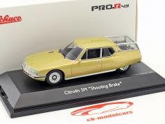 Citroen SM Shooting Brake oro metallico 1:43 Schuco